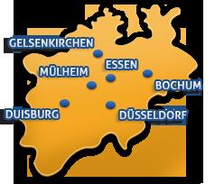 Entrümpelung, Haushaltsauflösung und Handwerk im Ruhrgebiet